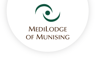 Medilodge of munising web logo